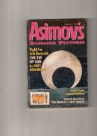 """ISAAC  ASIMOV ' S  SCIENCE  FICTION   --   """"""""  THE  EYE  OF  GOD  """"""""   -- 1998  --  156  PAGES.. - Books, Magazines, Comics"""