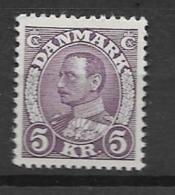 1934 MNH Denmark - 1913-47 (Christian X)