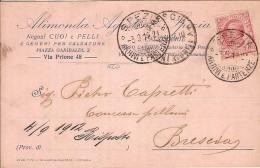 (C).La Spezia.Cartolina Commerciale Pubblicitaria (290-a16) - La Spezia