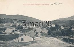 LA CABANASSE - VUE GENERALE - France