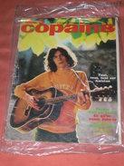 SALUT LES COPAINS AOUT  1966  N° 49  /   ANTOINE / FRANCE GALL / ADAMO / MIREILLE DARC / JOHNNY - Muziek