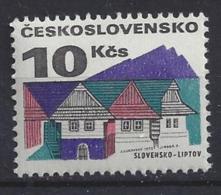 Czechoslovakia 1972  Alte Bauwerke  (**) MNH  Mi.2082y - Czechoslovakia