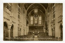 Oxford, Mansfield College, Chapel, (FoundedA.D. 1886). - Oxford