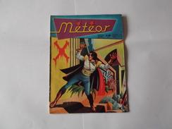 METEOR        MENSUEL  N° 107      Mars          1962 - Arédit & Artima