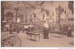 CPA Bruxelles - Musée Royal De L´Armée - L'Armée Belge, 1914-1918 (10649) - Musées