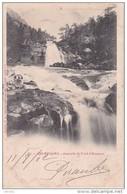 CPA Cauterets - Cascade Du Pont D'Espagne - 1902 (5493) - Cauterets