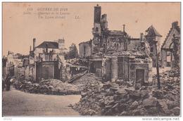 CPA Senlis - Quartier De La Licorne - WWI  (23252) - Senlis