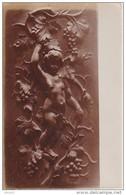 PC Relief - Putto With Vines - Italian (5533) - Skulpturen
