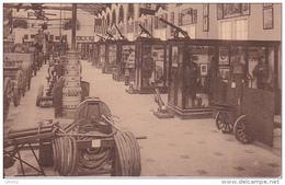 CPA Bruxelles - Musée Royal De L´Armée - Hall Des Alliés, 1914-1918 (Italie) (10625) - Musées