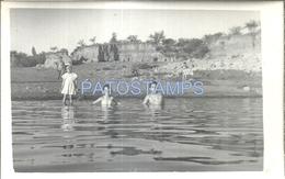 61586 ARGENTINA CORDOBA EMBALSE COSTUMES CHILDREN YEAR 1943 POSTAL POSTCARD - Argentina