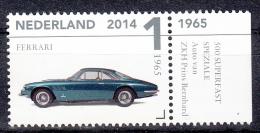 Nederland - Klassiekers/klassieke Auto's - Louwman Museum - Ferrari 1965 - Postfris/MNH - NVPH 3164 - Periode 2013-... (Willem-Alexander)
