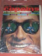 SALUT LES COPAINS   JUIN  1967  N° 59 /   Couverture : Jacques Dutronc. Tout Tout Tout Sur Jacques Dutronc, Avec La Couv - Musique