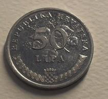 1995 - Croatie - Croatia - 50 LIPA, KM 8 - Croatia