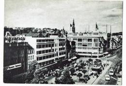 Verviers  Place Verte  Tram - Verviers