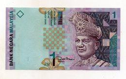 Malesia - Banconota Da 1 Ringgit - Nuova -  (FDC1639) - Malesia