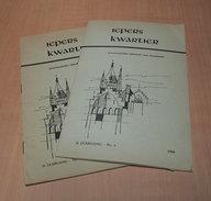 Ieper - Wervik - Vlamertinge - Merkem - Reningelst- IEPERS KWARTIER - Jaargang 1966 - Nrs 1 En 2 - Zeitungen & Zeitschriften