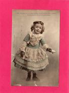 29 FINISTERE, Costume D'Enfant Des Environs De QUIMPER, Animée, (Villard, Karten-Bost) - Personnages
