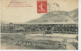 ARLES SUR TECH - La Gare Des Câbles Des Mines De Batères - France