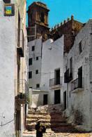 Espagne PENISCOLA  (Castellón)  Rue Typique Typical Street Calle Tipica*PRIX FIXE - Espagne