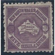 Nouvelle Galles Du Sud - N° 67 * - Neuf Avec Charnière - Mint Stamps