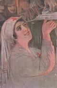 10751-CROCEROSSINA-ILLUSTRATORE VECCHI-1917-FP - Cruz Roja