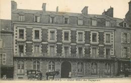 35 FOUGERES GRAND HOTEL DES VOYAGEURS - DILIGENCE - Fougeres