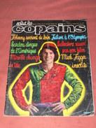 SALUT LES COPAINS  FEVRIER 1971   N° 102  /  JULIEN CLERC / SARDOU / APHRODTE S CHILD /  JAGGER / JOHNNY / CARLOS - Musique