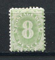 Nouvelle Galles Du Sud - Taxe - N° 7 * - Neuf Avec Charnière - Mint Stamps