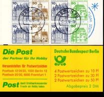 Markenheftchen Gestempelt Berlin 11 B (1) - Berlin (West)