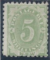 Nouvelle Galles Du Sud - Taxe - N° 8 * - Neuf Avec Charnière - Mint Stamps