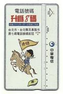 Taiwan - Tessera Telefonica Da 100 Units T158 - Taiwan (Formosa)