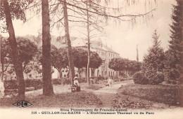 Guillon Les Bains Baume Les Dames - Otros Municipios