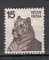 INDIA, 1975, DEFINITIVES, ( Definitive Series ),  Fauna, Tiger, MNH, (**) - Neufs