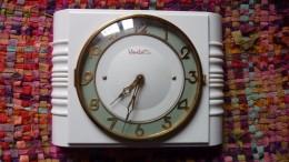 Ancienne Horloge Electrique VEDETTE - Enseignes