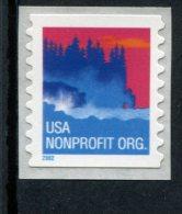 215315767 DB USA 2002 POSTFRIS MINT NEVER HINGED POSTFRISCH EINWANDFREI SCOTT 3693 Coast - Etats-Unis