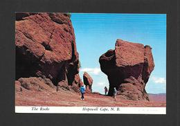 HOPEWELL CAPE - NEW BRUNSWICK - THE ROCKS - PHOTO MARTY SHEFFER - Nouveau-Brunswick