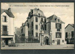 CPA - LE CROISIC - L'Hôtel De Ville - Ancien Hôtel Des Ducs D'Aiguillon - Le Croisic