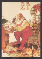 NL15003/ Père Noël Coca-Cola, Faon - Santa Claus