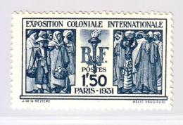 France Y&T N° 274 - Neuf * - Unused Stamps