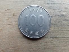 Koree  Du Sud  100  Won  1992  Km 35 - Korea, South