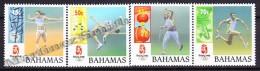 Bahamas 2008 Yvert 1308- 1311 - Pekin Summer Olympic Games - MNH - Bahamas (1973-...)