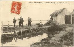 13/ Marignane - Bords De L'etang - Pendant La Battue - Edition Ruat 3831 - - Marignane