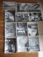 TRES BEAU ET RARE LOT DE 11 PHOTOS REELS 10X15 FAITE PAR  FOTO SANCHEZ A ALICANTE - Espagne