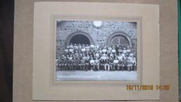 PHOTO DE GROUPE / FILATURE DE BOURETTE ET DE SCAPPE / 1936 / - Personnes Anonymes