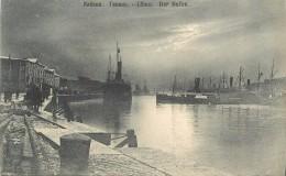 LIBAU - Der Hafen, Le Port. - Lettonie