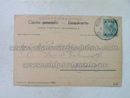 Philatelie 106 Constantinople Osterr Post - 1858-1921 Impero Ottomano