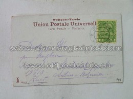 Philatelie 119 Jerusalem Osterr Post - Storia Postale