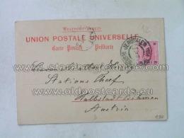 Philatelie 120 Jerusalem Osterreichische Post Osterr Post - 1858-1921 Osmanisches Reich