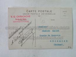 Philatelie 147 Constantinople Deutsche Post - 1858-1921 Empire Ottoman