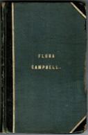 Flora Campbell. Een Geschenk Voor Neerlands Dochteren W.P. Van Stockum 1848 - Boeken, Tijdschriften, Stripverhalen